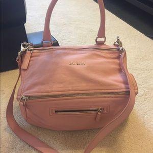 Pink Givenchy Pandora medium bag